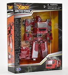 Трансформер Робот - Пожарная машина, код 80040