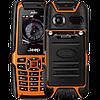 Противоударный телефон Jeep A8i. Сертификат IP67!