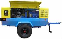 Поршневые дизельные компрессоры «ПКСД»