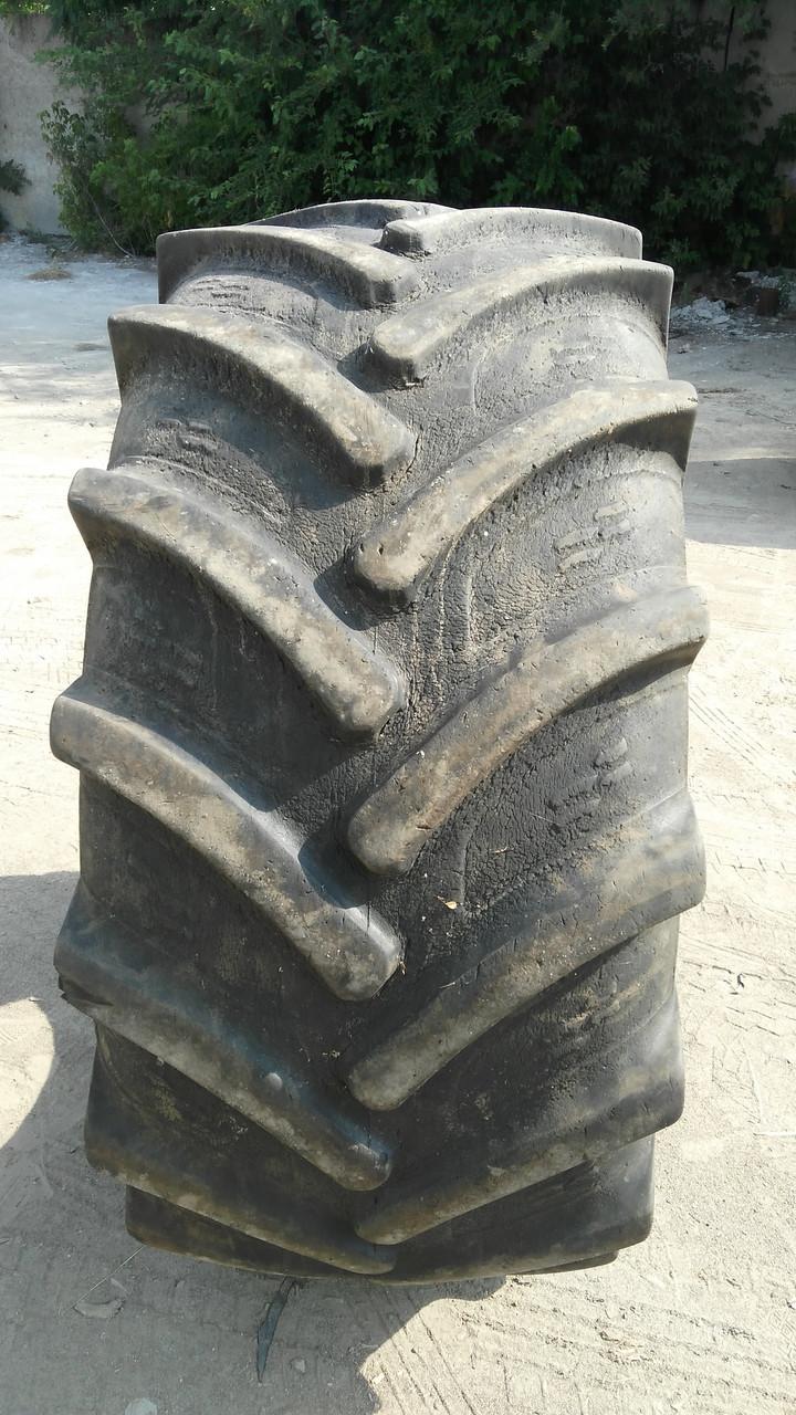 Шины б/у 600/70R30 Alliance для тракторов JOHN DEERE, CASE IH