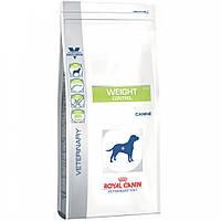 Сухой корм Royal Canin Weight Control для собак при ожирении 1.5 кг