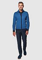 Кофта чоловіча Zipper-cardigan Arber (50% бавовна, 50% акрил) | Размер: 48, Рост: 176