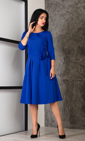 """Платье """"Афелия"""" Размеры : 44, фото 2"""