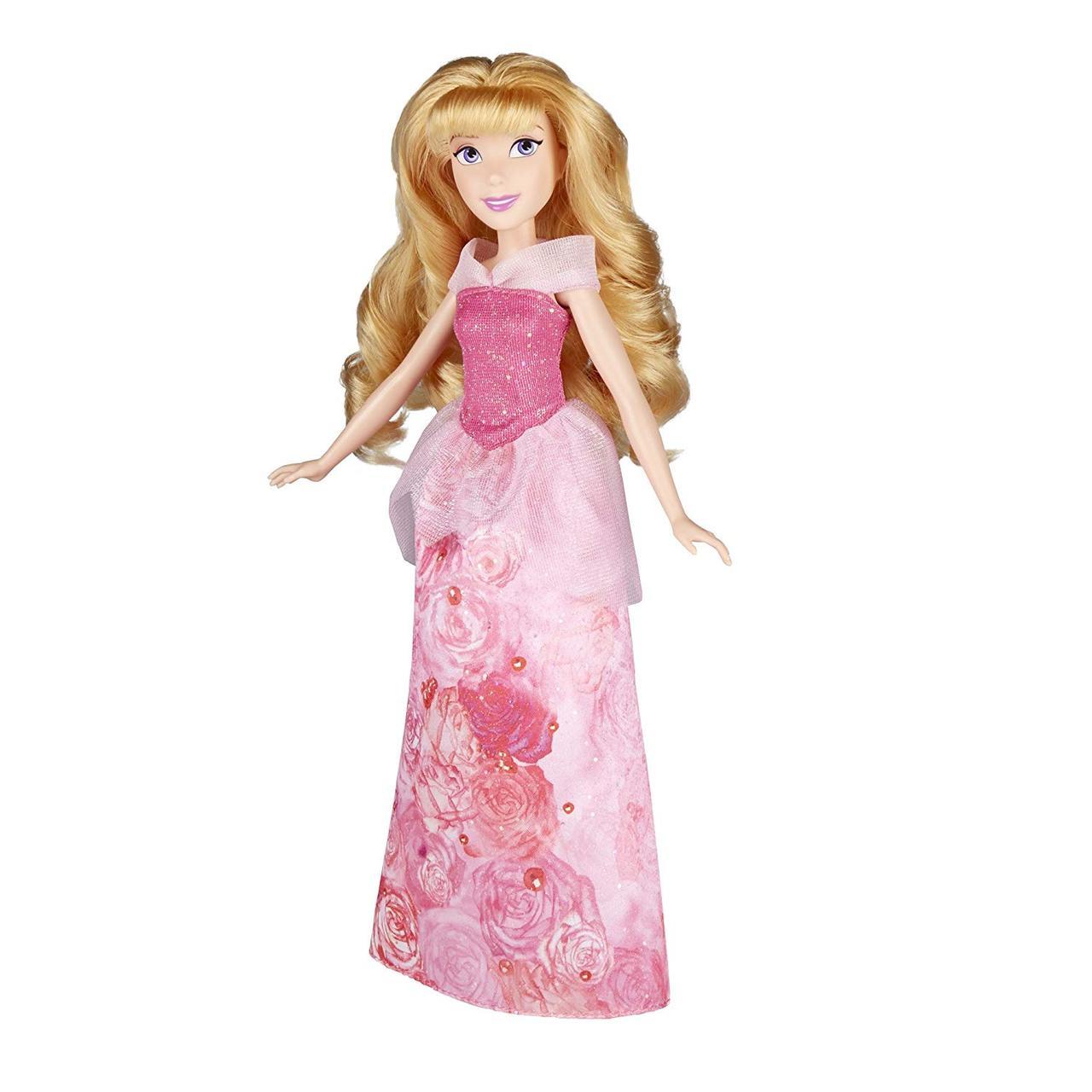 Принцесса Диснея кукла Аврора Оригинал Disney Princess Royal Shimmer Aurora Doll (E0278)