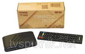Эфирный тюнер T2BOX-302iD (Youtube, IPTV, звук AC-3)