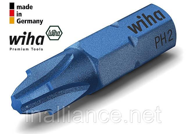Биты PH1 x 25 мм Inkra Wiha 21228