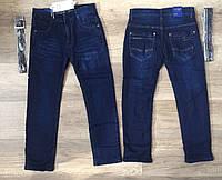 Джинсовые брюки на флисе для мальчиков  оптом,Taurus ,134-164 рр., арт. А919