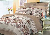 """Комплект постельного белья Евро двуспальный 3D """"Вива"""""""