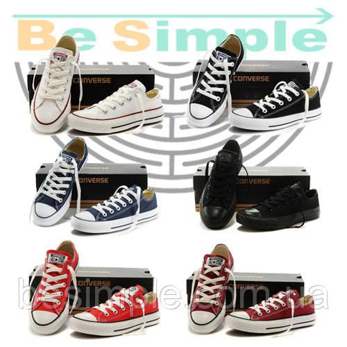 Топ продаж Кеды Converse All Star Low 5b49866062b78