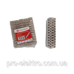 Клеммная колодка (полиэтилен) EH-CPE-0001 3A-4mm2