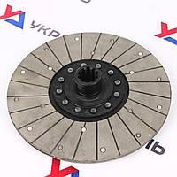 Диск сцепления ЮМЗ-6 (Д-65) | 45-1604040 (VAGO)