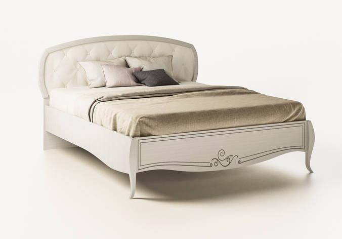 Кровать Тереза 160х200 Світ меблів, фото 2