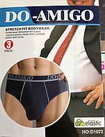 """Чоловічі Плавки балта Стрейчеві Марка """"DO-AMIGO"""" Арт.1072"""