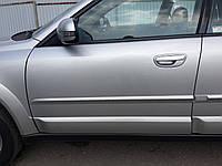 Накладка передней двери Subaru Outback B13 03-08, 91112AG050GA, фото 1