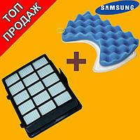 ✅Набор фильтров HEPA11 для пылесоса Samsung