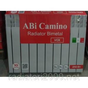 Радиатор биметаллический a.BI Camino 500/100