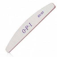Пилка для ногтей OPI 80/80 842315