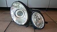 Фара правая Bi-xenon на Mercedes Benz W211 /дорестайл/