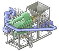 Комплекс пневматического обогащения КПО-50