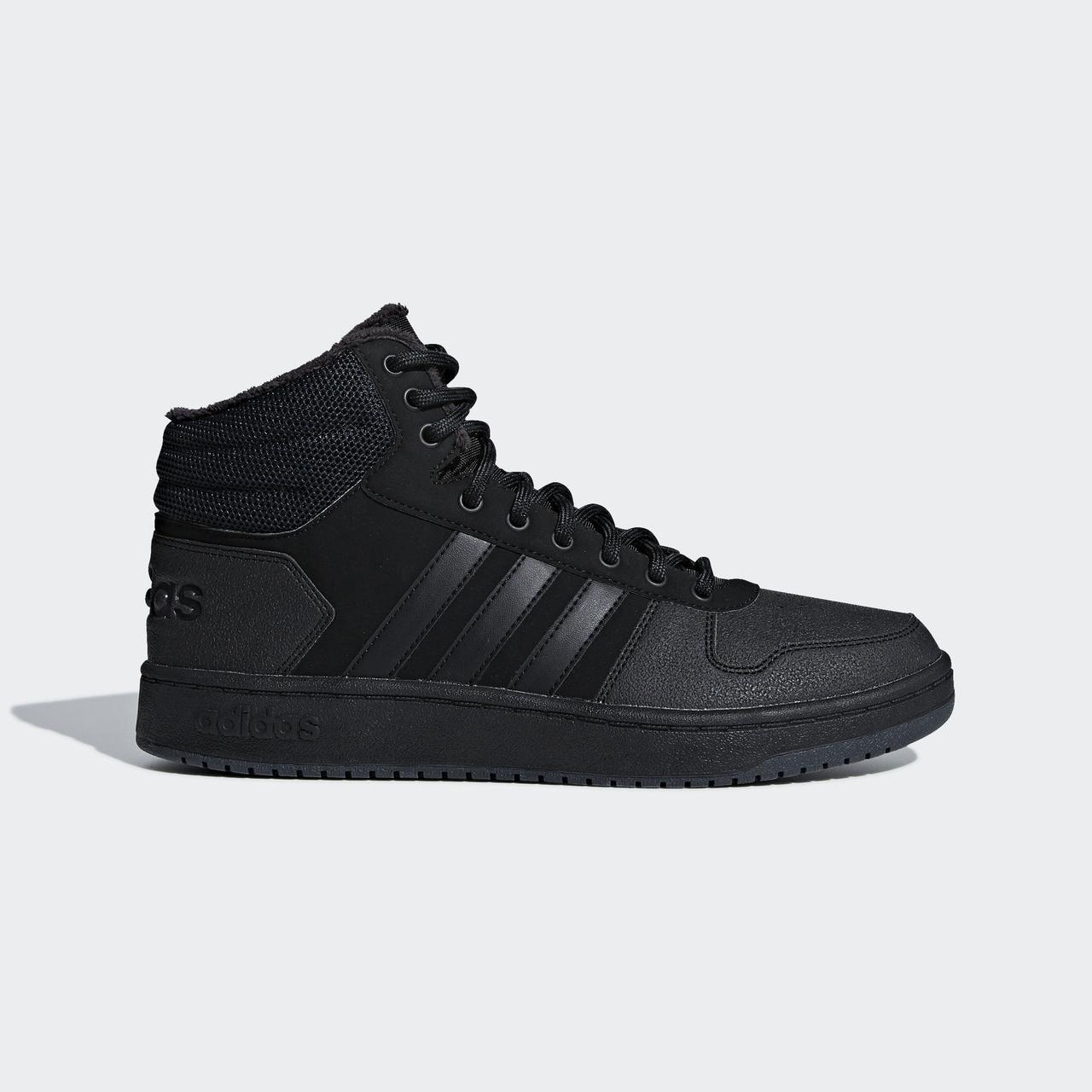 a234d10a Зимние кроссовки Adidas Hoops 2.0 Mid B44621 - 2018/2 - Интернет магазин  Tip -