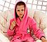 Теплый халат для девочки.Польша.Dorota FR-043, фото 2
