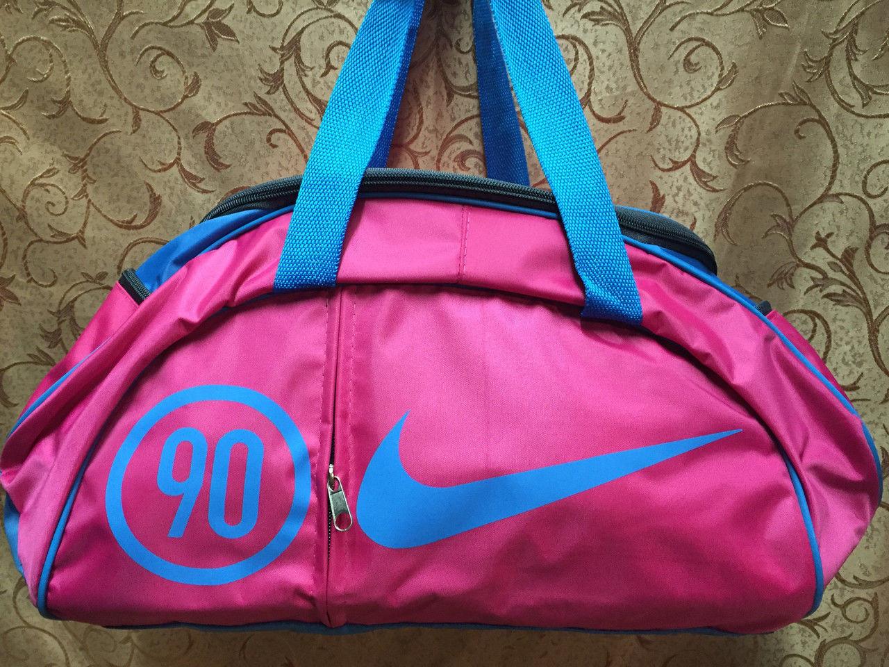 d937c71de094 Спортивная сумка для фитнеса Nike, Найк розовая с голубым - Slava в  Хмельницком