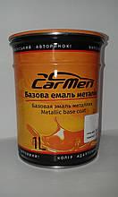 CarMen Біндер базовий безбарвний 1л