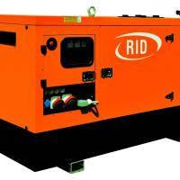 Дизельный генератор 100 IVECO S