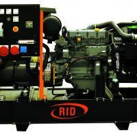 Дизельный генератор 100 IVECO