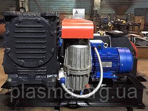 Лебедка металлургическая ЛКФ-1 для управления кислородными фурмами