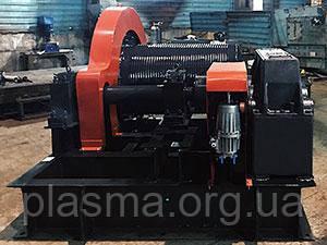 Лебедка металлургическая шлаковозная ЛШ-12