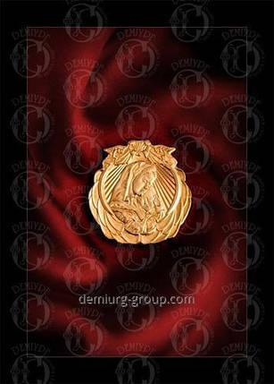 Медаль нестандартной формы, фото 2