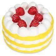 Игрушка сквиш антистресс с ароматом тортик , животные