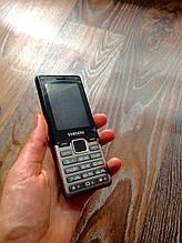 Телефон Samsung D3 2 SIM 2200 mAh