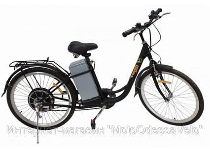 Электровелосипед Volta Milano 350w 36v, фото 2