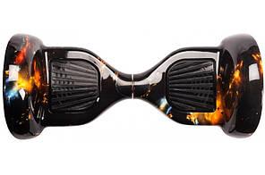 Гироскутер Smart Pro 10 самобаланс Темный космос, фото 2
