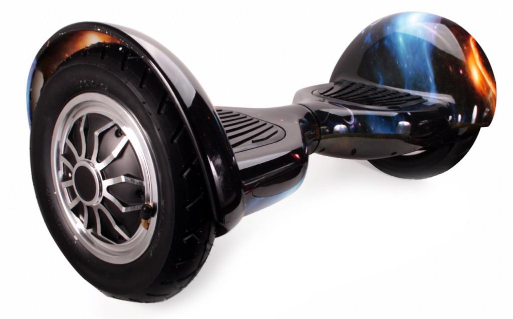 Гироскутер Smart Pro 10 самобаланс Черный Космос