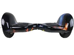 Гироскутер Smart Pro 10 самобаланс Черный Космос, фото 2
