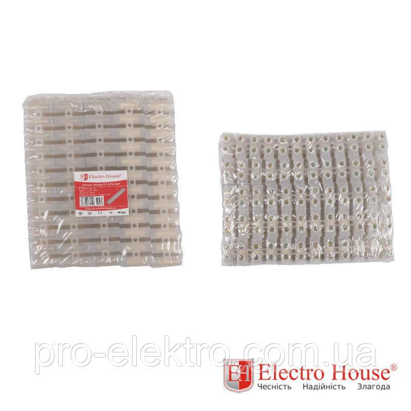 Клеммная колодка (полиэтилен) EH-CPE-0009 100A-40mm2
