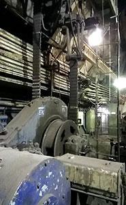 Лебедка для управления конусами ЛК-45