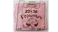 """Полиэтиленовый пакет оптом Майка тип """"Горыныч"""" 220х380"""