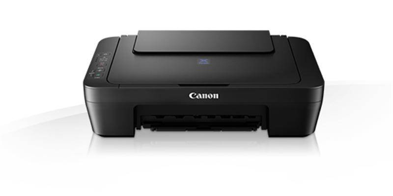 МФУ А4 цв. Canon PIXMA Ink Efficiency E414 (1366C009)