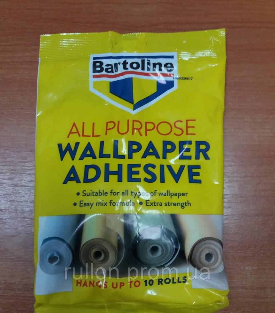 Клей обойный Bartoline All Purpose Wallpaper Adhesive Универсальный