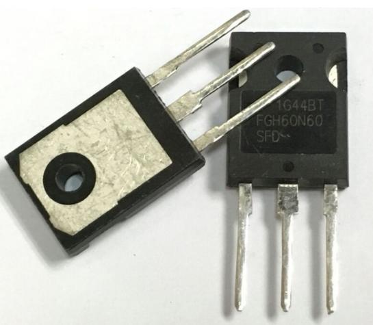 Транзистор FGH60N60 FGH60N60SFD 600В, 60А Оригинал