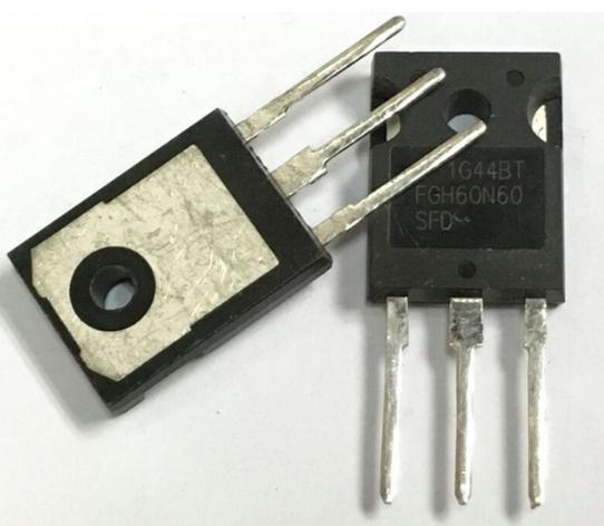 Транзистор FGH60N60 FGH60N60SFD 600В, 60А Оригинал, фото 2
