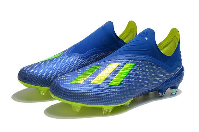 Футбольные бутсы adidas X 18+ FG