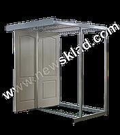 Стелаж під дверні полотна H2195*L1760 мм