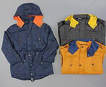 Куртка  для мальчиков Grace оптом ,134-164 рр