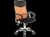 Офисное кресло Signal Q-025 Orange-Black