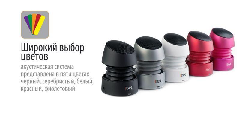 Портативная акустическая система iBest PS-220